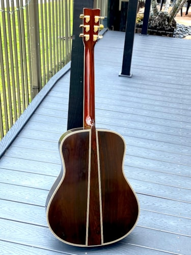 1981 Yamaha L-25AT of Tommy Tedesco  Brazilian Rosewood