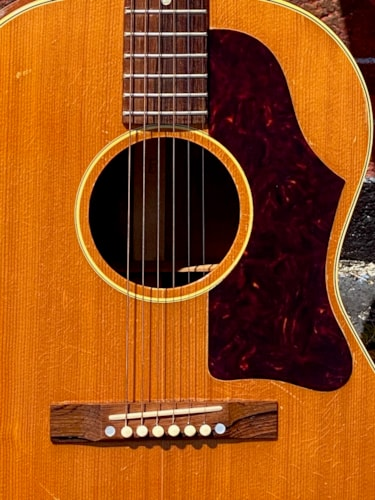 1959 Gibson LG-3 Natural finish X Braced all original