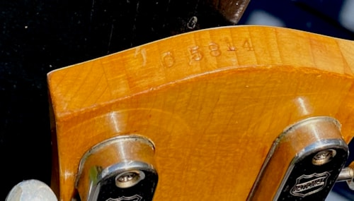 1939 National New Yorker Spanish Electric Blonde finish