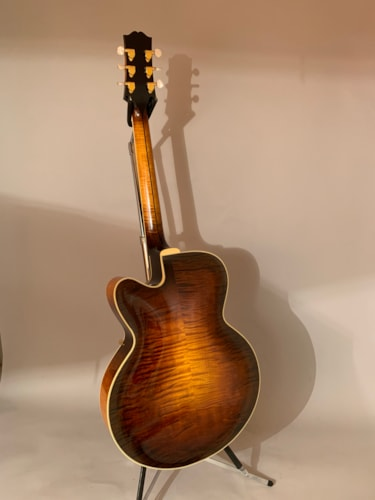 "16"" Gilchrist cutaway archtop"
