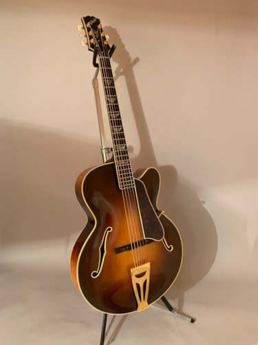 "1999 Gilchrist 16"" Archtop"