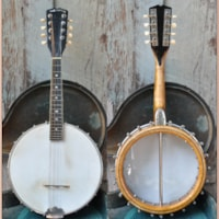 1915 Dayton The Dayton Mandolin Banjo