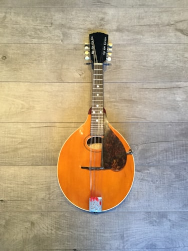 1916 Gibson A Style Natural, Excellent, Hard, $1,995.00