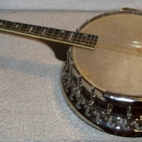 Bacon and Day Silver Bell No.1 Banjo Mandolin