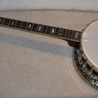 Bacon and Day Silver Bell No.2 Banjo