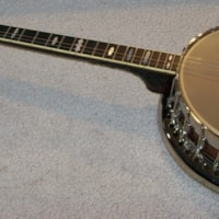 Bacon and Day Silver Bell No.2 Plectrum Banjo