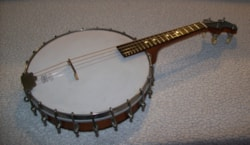 Fairbanks-Vega Style K Melody Banjo
