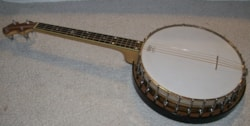 Fairbanks-Vega Style M Tenor Banjo