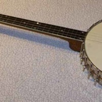 Fairbanks-Vega Tubaphone No.3 Plectrum Banjo