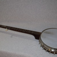 Slingerland Maybell 5 stringconversion banjo