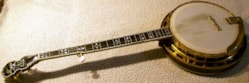 1928 Gibson RB 6 Conversion Banjo