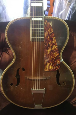 ~1930 Nick Lucas Archtop