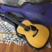 1931 Martin OM-28 (small pickguard)