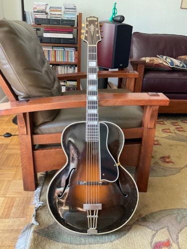 1933 D'Angelico L-5 style