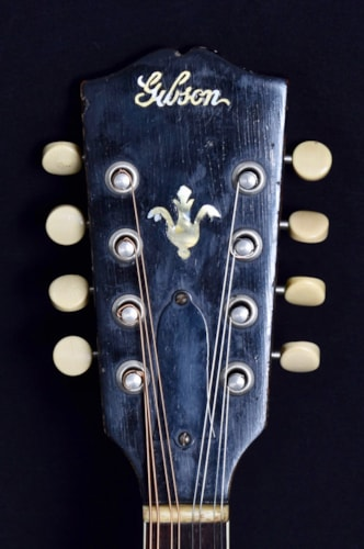 1935 Gibson A-75 Mandolin (elevated finger board)