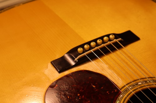 1936 Martin c-1 conversion to 000-40 style