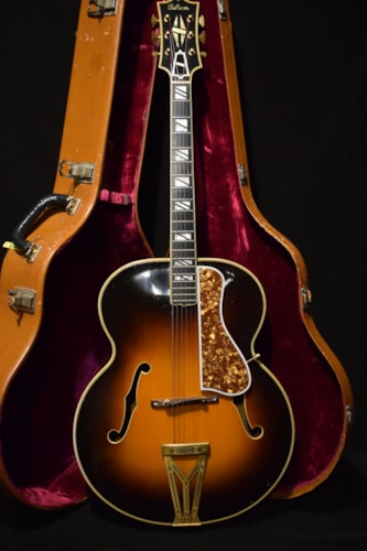 1937 Gibson Super 400 sunburst