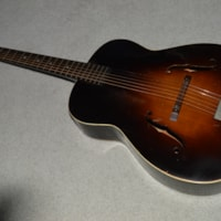 1937 Gibson (unbranded) unknown