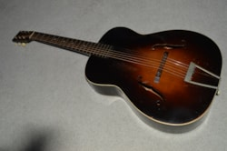 ~1937 Gibson (unbranded) unknown