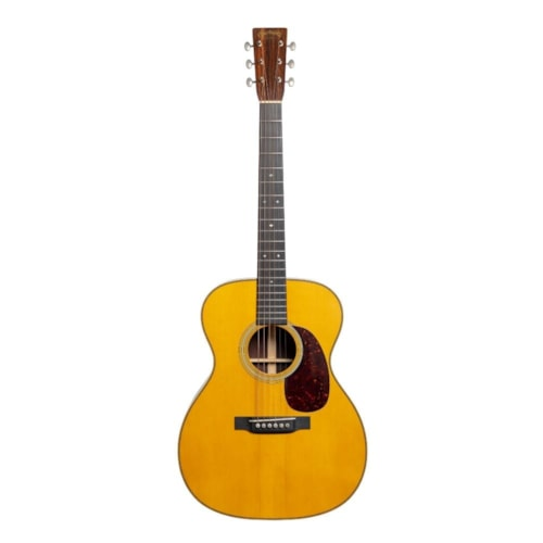 Martin Custom Shop 000-28 Authentic 1937 Aged Natural Vintage Low Gloss