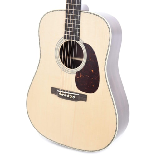Martin Custom Shop D-28 Authentic 1937 Natural Vintage Low Gloss