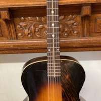 1938 CROMWELL Archtop
