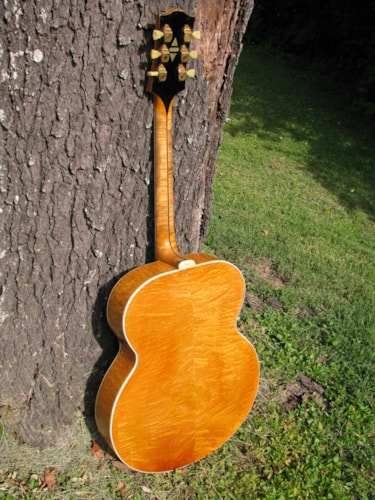 1939 Gibson Super 400 Natural, Very Good, Original Hard, $29,500.00