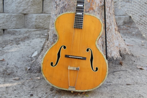 1939 Larson Brothers  Prairie State Archtop 1546