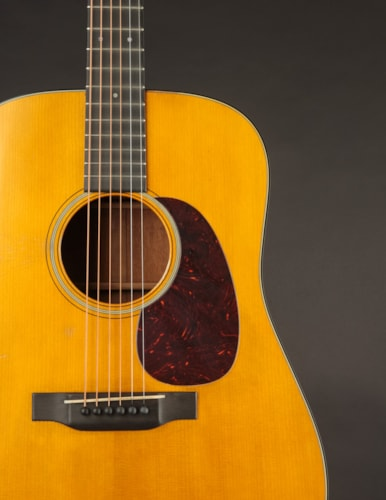 1939 Martin D-18 Authentic Aged  (USED, 2020) Natural/Blonde
