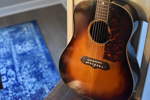 1940 Gibson J-55 rosewood (1 of 1)