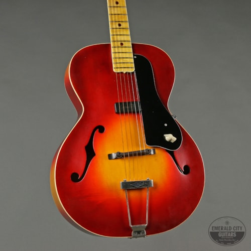 1950s Kay Archtop