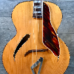 1941 Gretsch Synchromatic 160 Natural