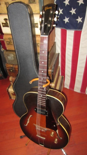 1949 Gibson ES-125 Sunburst, Excellent, Soft, $2,195.00