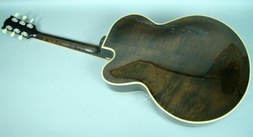 1949 Gibson L-7C Sunburst Archtop Acoustic Hollowbody Guitar w/HSC Original Vintage Sunburst, Very Good, Hard, $3,895.00