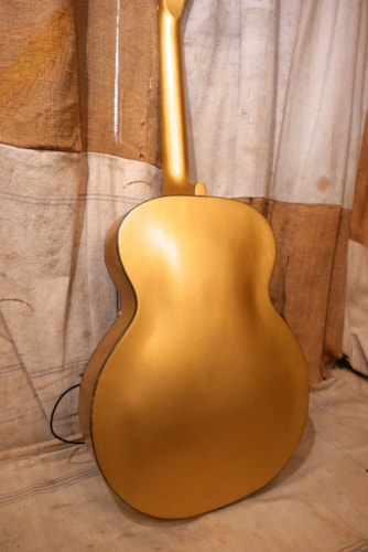 1950 Harmony Alden Electric Acoustic Gold