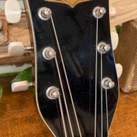 1950 NATIONAL N-1140 Archtop