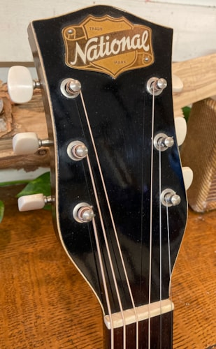1950 NATIONAL  N-1140 Archtop Shaded top