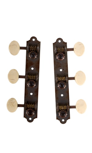 1950s Waverly Strip Tuners