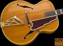 1951 D'Angelico New Yorker, a Beautiful Blonde w/PROFESSIONAL PICS