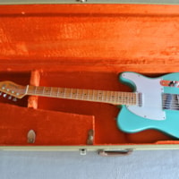 1951 Fender Custom Shop No Caster (1997 Reissue)