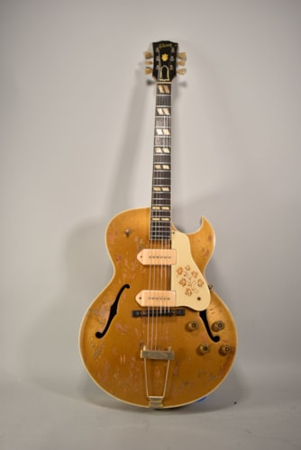 1953 Gibson ES-295 Gold Finish