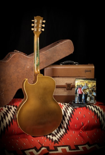 1953 Gibson ES-295 with GA-20 All Gold