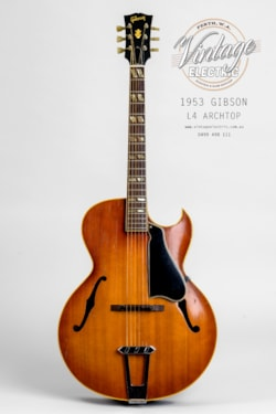 1953 Gibson L4