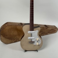 1954 Danelectro First Series Prototype