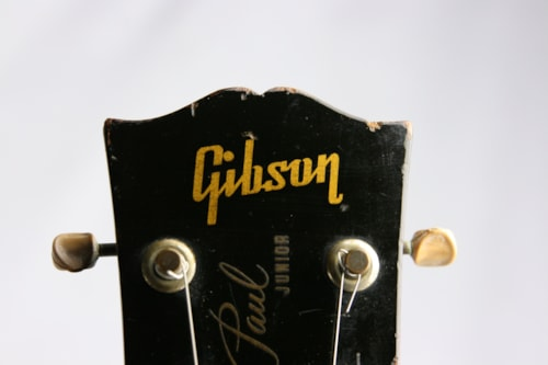 RARE 1954 Gibson Les Paul Jr 2-PIECE MAPLE BODY! Junior Standard