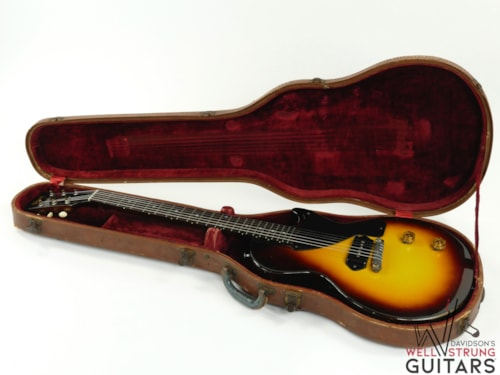 1954 Gibson Les Paul Junior Sunburst Maple Body