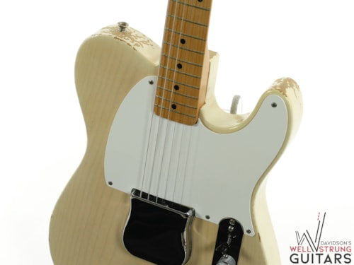 1955 Fender Esquire Blond