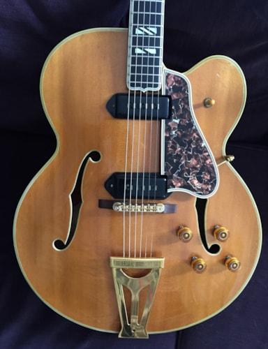 1955 Gibson Super 400 CESN  Excellent, Original Hard, Call For Price!