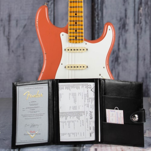 Fender 1956 Stratocaster Relic, Faded Aged Tahitian Coral
