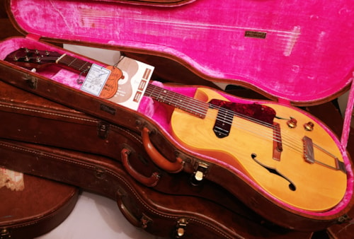 1956 Gibson ES-140TN n/MINT with TAGS insane